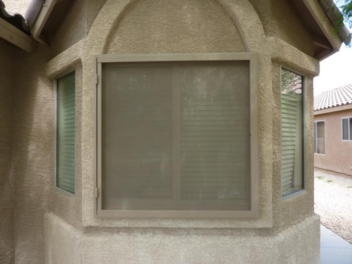 Fort Knox Security Window Screen