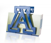 UofA Business Card Holder (blue)