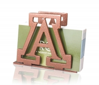 UofA Business Card Holder (copper)