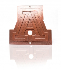 UofA Doorbell Copper