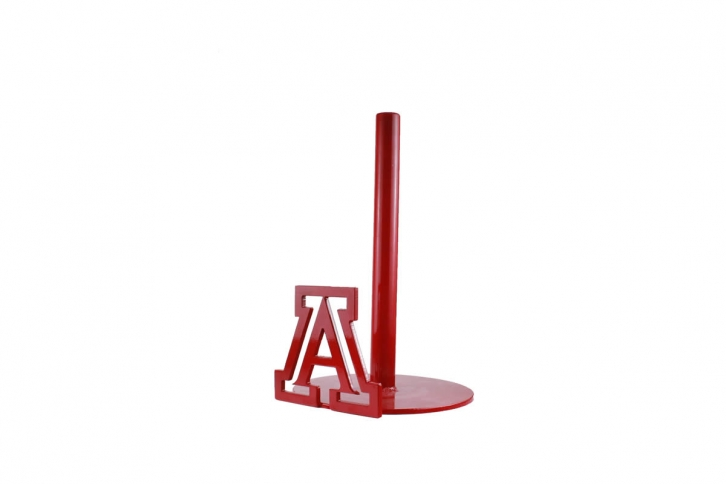 Custom UofA Papertowel Holder (red)